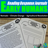Early Human (Paleolithic and Neolithic) Reading Responses