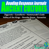 Ancient Civilizations Reading Responses