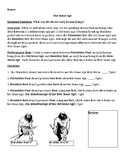 Paleolithic and Neolithic Stone Age OLD and New Exit Ticket Performance Task