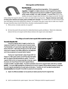 Paleomagnetism and Plate Tectonics