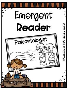 Paleontologist Emergent Reader