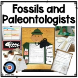 Paleontologist Lapbook and Dinosaur Measurement