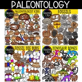 Paleontology Bundle {Creative Clips Clipart}