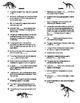 Paleontology / Geologic Time Scale: Crossword Puzzle