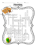 Paleontology / Geologic Time Scale: Crossword Puzzle