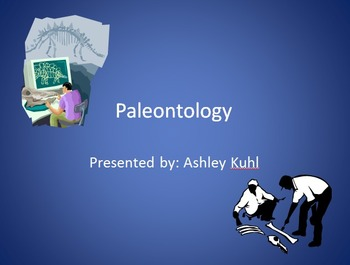 Paleontology - PowerPoint