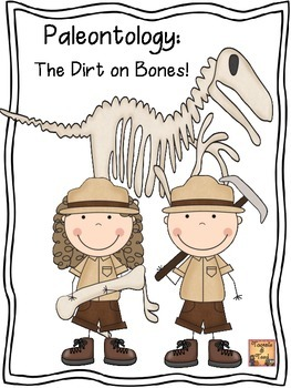 Paleontology:  The Dirt on Bones - An Upper Elementary Dig