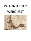 Paleontology WebQuest