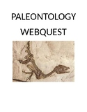 Paleontology WebQuest