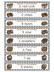 Paleontology ZAP! Parts of Speech: Nouns, Verbs, Adj.