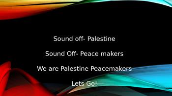 Palestine Cheer