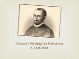Palestrina - Mini Composer Lesson