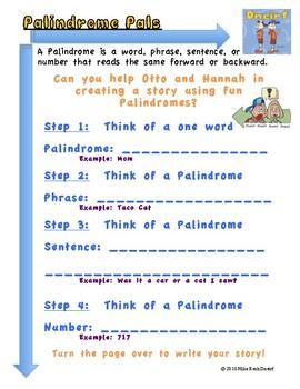 Palindrome Pals