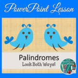 Palindromes PowerPoint
