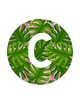 Palm Leaf Bulletin Board Letters