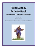 Palm Sunday Project and other Lenten Activities