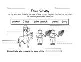 Palm Sunday for Little Learners