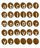 Palm Tree ABC's-Alphabet Sorting Activity