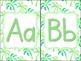 Palm Tree Classroom Alphabet