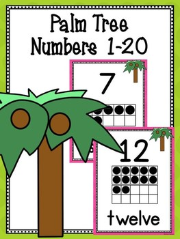 Palm Tree Numbers