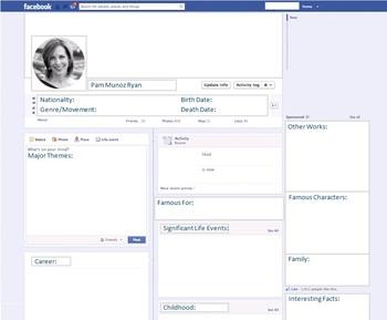 Pam Munoz Ryan - Author Study - Profile and Social Media