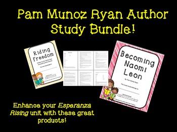 Pam Munoz Ryan BUNDLE / Author Study