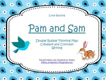 Pam and Sam- Macmillan Treasures- Close Reading