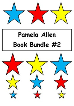 Pamela Allen Book Bundle #2 - 10 Books - Comprehension & Vocab Activities