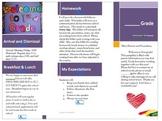 Pamphlet for Parents