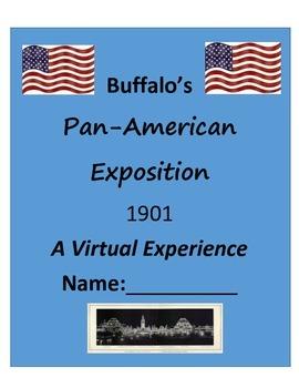 Pan American Exposition - QR Code Webquest - middle/high school