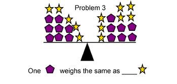 Pan Balance Problems (Basic Lesson 2)