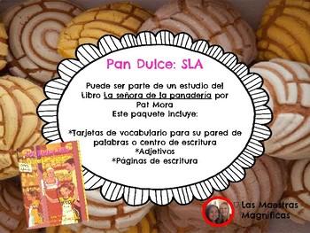 Pan Dulce - Artes de Lenguaje