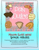 Pan Dulce assorted activities