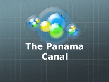 Panama Canal Timeline