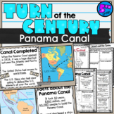 Panama Canal 5th grade SS5H1 Theodore Roosevelt PowerPoint Lesson