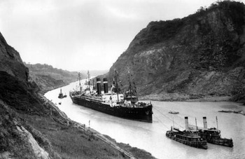 Panama Canal: Applying Common Core