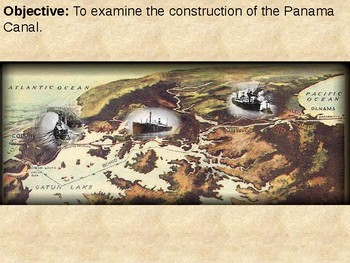 Panama Canal PowerPoint Presentation