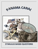 Panama Canal Stimulus Based Question
