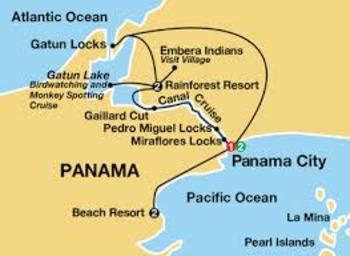 Panama Canal Viewing Worksheet
