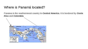 Panama Culture Slideshow