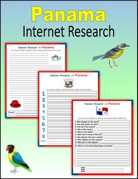 Panama (Internet Research)