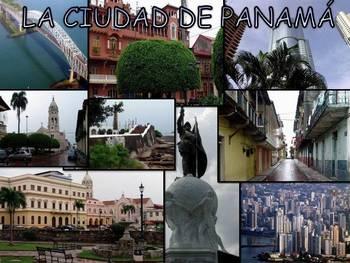 Panama Power Point Show in Spanish