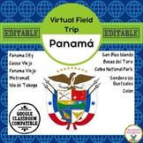 Panamá Virtual Field Trip