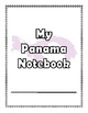 Panama:  Worksheets, Maps, and Journaling Pages