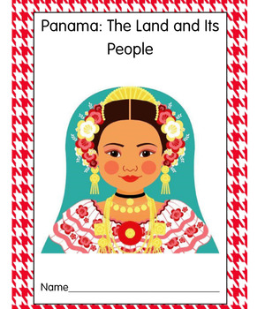 Panama: The Land and Its People Workbook and Grammar Activities