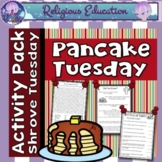 Pancake Day ~ Shrove Tuesday ~ Pancake Tuesday