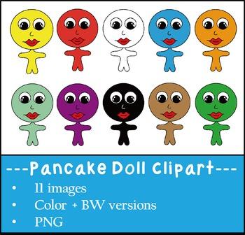 Pancake Dolls