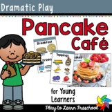 Pancake Dramatic Play