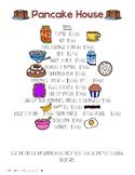 Pancake House Life Skill Activity