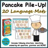 Pancake Pile-Up! Language Mats